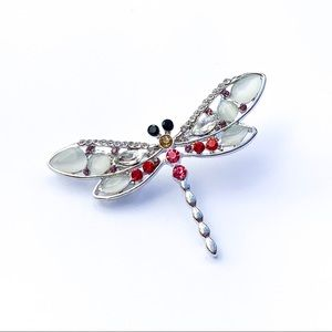 Delicate Drucella Dragonfly - CCC Brooch